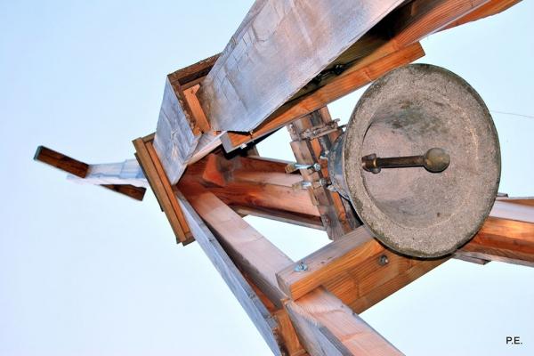 Glocken Kandelaber