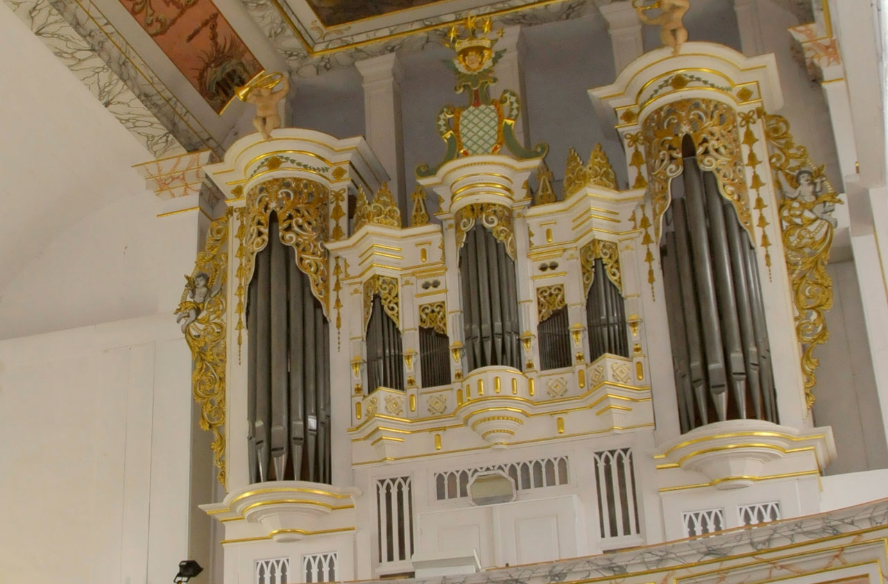 Orgel in Finsterbergen